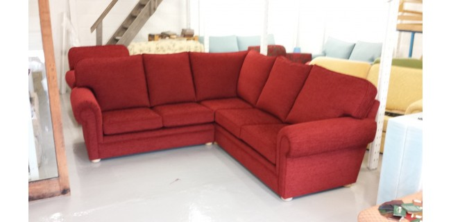 BESPOKE CORNER SOFA LOTTI SALE PRICE !